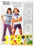1973 Sears Spring Summer Catalog, Page 328