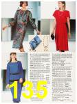 1987 Sears Fall Winter Catalog, Page 135