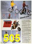 1986 Sears Spring Summer Catalog, Page 505