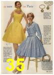 1960 Sears Spring Summer Catalog, Page 35
