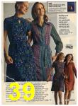 1972 Sears Fall Winter Catalog, Page 39