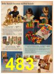 1974 Sears Christmas Book, Page 483