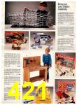 1987 JCPenney Christmas Book, Page 421