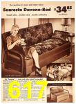 1942 Sears Spring Summer Catalog, Page 617
