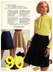 1969 Sears Fall Winter Catalog, Page 90