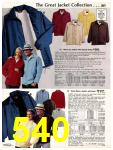 1981 Sears Spring Summer Catalog, Page 540