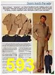 1985 Sears Fall Winter Catalog, Page 593