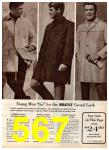 1966 Montgomery Ward Fall Winter Catalog, Page 567