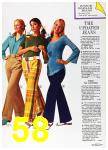 1972 Sears Spring Summer Catalog, Page 58