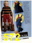 1983 Sears Fall Winter Catalog, Page 572