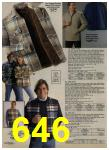 1980 Sears Fall Winter Catalog, Page 646
