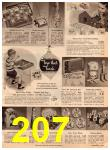 1952 Sears Christmas Book, Page 207