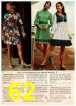 1972 Montgomery Ward Spring Summer Catalog, Page 62