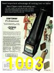 1969 Sears Spring Summer Catalog, Page 1003