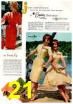 1962 Montgomery Ward Spring Summer Catalog, Page 21