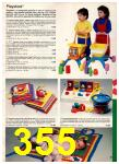 1988 JCPenney Christmas Book, Page 355
