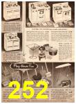 1952 Sears Christmas Book, Page 252