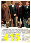 1969 Sears Fall Winter Catalog, Page 415