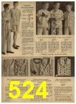 1962 Sears Spring Summer Catalog, Page 524