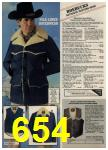 1980 Sears Fall Winter Catalog, Page 654