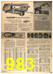 1964 Sears Spring Summer Catalog, Page 983