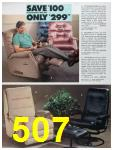 1991 Sears Fall Winter Catalog, Page 507