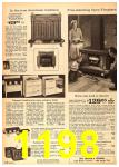 1962 Sears Fall Winter Catalog, Page 1198