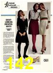 1974 Sears Fall Winter Catalog, Page 142