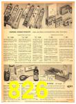 1949 Sears Spring Summer Catalog, Page 826