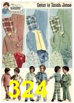 1976 Sears Fall Winter Catalog, Page 324