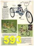 1973 Sears Fall Winter Catalog, Page 593