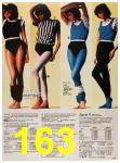 1987 Sears Fall Winter Catalog, Page 163