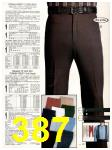 1983 Sears Fall Winter Catalog, Page 387