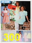 1986 Sears Spring Summer Catalog, Page 300
