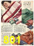 1940 Sears Fall Winter Catalog, Page 801