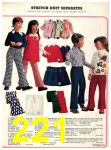 1973 Sears Fall Winter Catalog, Page 221