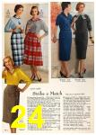 1958 Sears Fall Winter Catalog, Page 24