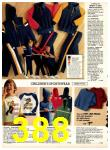 1977 Sears Fall Winter Catalog, Page 388