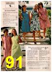 1972 Montgomery Ward Spring Summer Catalog, Page 91