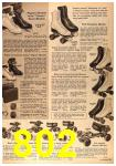 1963 Sears Fall Winter Catalog, Page 802
