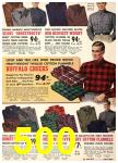 1940 Sears Fall Winter Catalog, Page 500