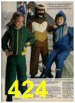 1979 Sears Fall Winter Catalog, Page 424