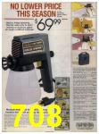 1984 Sears Spring Summer Catalog, Page 708