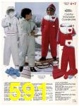 1983 Sears Fall Winter Catalog, Page 591