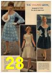 1961 Sears Spring Summer Catalog, Page 28