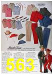 1964 Sears Fall Winter Catalog, Page 563