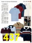 1983 Sears Fall Winter Catalog, Page 437