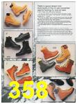 1988 Sears Fall Winter Catalog, Page 358