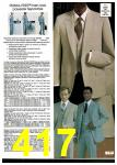 1983 Sears Spring Summer Catalog, Page 417