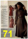 1979 Sears Fall Winter Catalog, Page 71